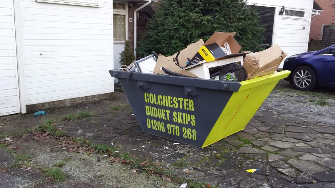 Mini Skip in Colchester